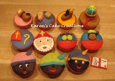 Karen's Cake Creations - Cupcakes en klein gebak
