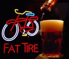 Fat Tire's beer.