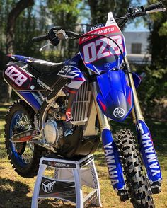 Matte blue is . Motocross Love, Motocross Bikes, Dirt Bike Girl, Girl Motorcycle, Motorcycle Quotes, Triumph Motorcycles, Custom Motorcycles, Ducati, Yamaha