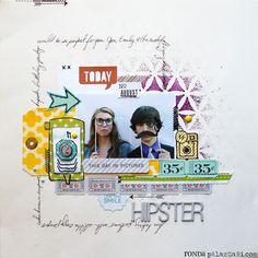 Hipster - Scrapbook.com