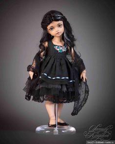 Мои удивительные девочки от Анны Тиде / Авторские игрушки / Бэйбики. Куклы фото. Одежда для кукол