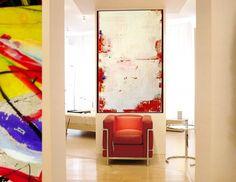 Moderne Kunst Wohnzimmer Kunstwerke Traumhafte Lacrylbilder Art4berlin