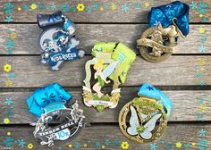 Faith, trust and pixie dust! It's time to reveal the runDisney Tinker Bell Half Marathon medal! Disney teamed up with PANDORA Jewelry, the Tinker Bell Half Marathon Weekend presenting sponsor, to design this stunning half marathon medal for Run Disney, Disney Pins, Disney World Halloween, Halloween 2018, Disney Parks Blog, Jewelry Making Tutorials, Disney Style, Pandora Jewelry, Tinkerbell