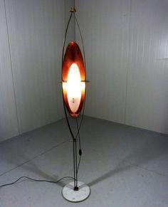 Floor Lamp by Goffredo Reggiani, Italy