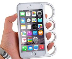 Bumper Knuckle Punch Case for iPhone   CoolShitiBuy.com