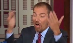 Watch out, Hillary! Chuck Todd is becoming a 'regular American citizen' and you are not going to like it