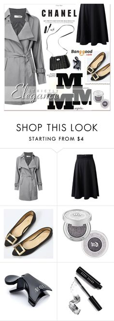 """""""Banggood.com"""" by janee-oss ❤ liked on Polyvore featuring Maison Margiela, Urban Decay, Bobbi Brown Cosmetics, women's clothing, women's fashion, women, female, woman, misses and juniors"""