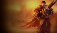 Garen   League of Legends