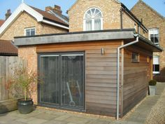 Jonathan W Burton Garden Room Extension