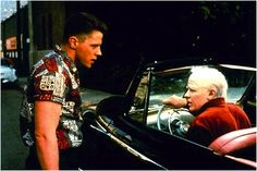 "Biff vs. Biff, Thomas F. Wilson, ""Back to the Future II"", 1989"