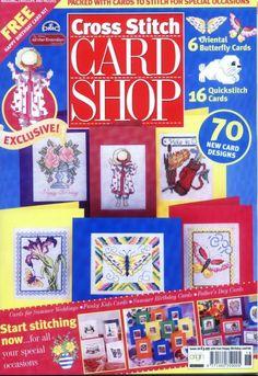 Gallery.ru / Фото #1 - Cross Stitch Card Shop 18 - WhiteAngel