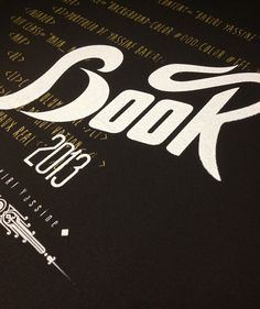 Screenprinting for a student book 2 colors Gold and White on Fabriano 220g Printed by Inoxbox