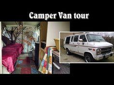 Ultimate Van to camper transformation #vandwelling