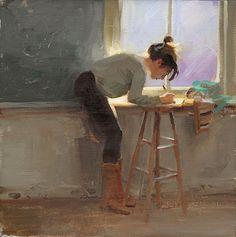Kim English, 1957 ~ American Plein-air painter   Tutt'Art@   Pittura * Scultura * Poesia * Musica  