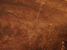 Les géoglyphes de Nazca au Pérou