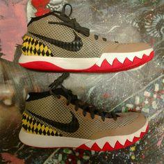 Nike Kyrie 1 Skills Academy Warhawk Size 11 #Nike #BasketballShoes