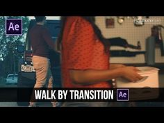 After Effects Tutorial: Invisible Walk-By Transition - YouTube