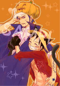 Luffy x Law LOVE : Photo Trafalgar Law, One Piece, Manga, Otp, Monkey, Anime, Wallpapers, Water, Photos