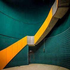 1X - Underground Helix by Franz Sussbauer