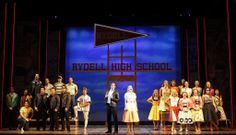 grease stage show - Google Search