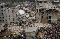 The Rana Plaza collapse in Bangladesh killed 1,133 workers and injured over 2,500