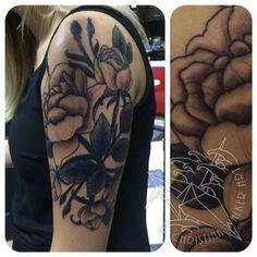 Die 185 Besten Bilder Von Floral Botanical Tattoo Tattoo