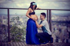 Foto de gestante pregnant