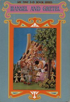 Hansel and Gretel. Pictures by Rose Art Studios. Froebel kan Co Ltd Tokyo 1987. Lenticular Cover | Flickr – Compartilhamento de fotos!