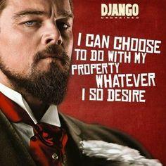 Calvin Candie - Leo DiCaprio - amazing movie, worth every minute! Christoph Waltz, Leonardo Dicaprio, Django Desencadenado, Quentin Tarantino Films, D Jango, Django Unchained, Popular Quotes, Say More, Film Quotes