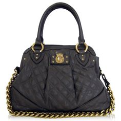 Marc Jacobs Gray Quilted Bag  http://www.consignofthetimes.com/collections/handbags