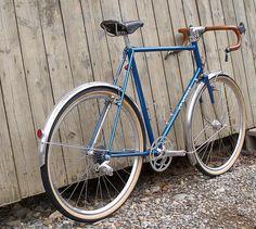 JP Weigle 650b randonneur bicycle by jp weigle, via Flickr