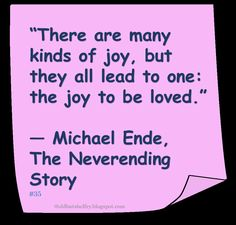 ♥ Michael Ende ♥ ~ #Quote #Author #Love