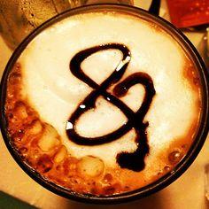 Hot chocolate at Old China Hand Style Cafe, Shanghai, China -- Photo by Tora Chung