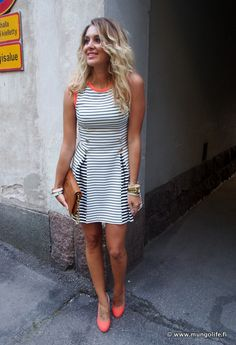 love this dress style--Mungolife - Rantapallo.fi