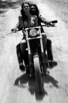 Babes love Bikers