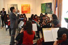 Inauguración Escuela Municipal de Artes y Oficios Culturales El Bosque