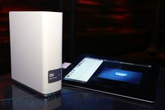 WD announces My Cloud, an external drive that connects to your home network starting at $150 (your own personal cloud!)