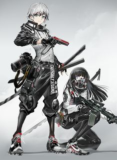 Safebooru is a anime and manga picture search engine, images are being updated hourly. Fantasy Character Design, Character Design Inspiration, Character Concept, Character Art, Anime Art Girl, Manga Art, Anime Guys, Cyberpunk Anime, Cyberpunk Art