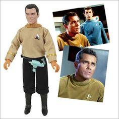 Captain Pike action figure