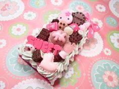 Sweet Deco Kawaii Sweet Shop Decoden Case for by Lucifurious, $36.00