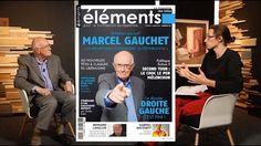 Pourquoi Marcel Gauchet accepte de répondre à la revue éléments ? via @Revue_elements