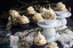Vanilla Cupcakes with Buttercream Gluten Free Recipe