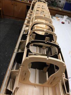 Rumpfaufbau Ladder, Park, Scale Model, Stairway, Parks, Ladders
