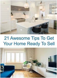 21 Awesome Tips To Get Your Home Ready To Sell | How Does She