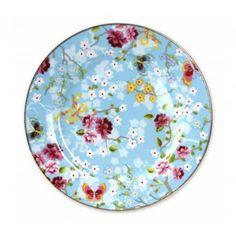 Das fröhlich geblümte Muster der Kollektion Chinese Rose von Pip Studio zaubert auf jeden Tisch einen Hauch von Asien. Blitzschnell schafft das edle Porzellan eine farbenfrohe Tafel und überzeugt mit dem filigran gearbeiteten Blumendekor auf ganzer Linie. Fantasievollen Gerichte werden so auch noch zauberhaft präsentiert werden. Ob Wurst, Käse oder Kuchen - die traumhafte Servierplatte findet immer Ihren Platz. Pip Studio verbreitet mit der floralen Geschirr-Serie nicht nur wahre Freude…