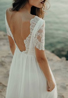 luna bride - organic wedding dress