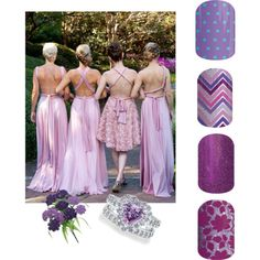 Jamberry Wedding Template by kat-kreis on Polyvore featuring BERRICLE