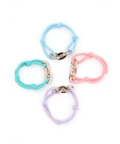 Sherbet Friendship Bracelet