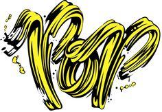 Lichtenstein Tribute by Alex Trochut.