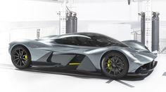 Here's who'll help Aston Martin build its 1,000bhp hypercar   Top Gear
